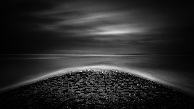 Katwijk zwart-wit